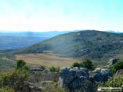 Macizo Cabeza Arcón,El Pendón;rutas montaña cerca madrid viajes exclusivos senderismo maravilloso